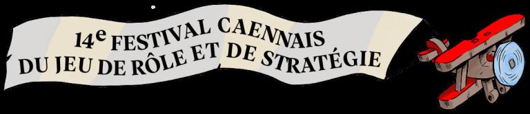 14e Festival Caennais du Jeu de Rôle et de Stratégie